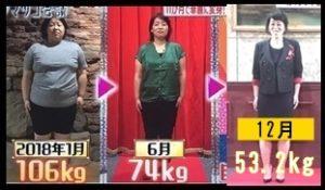 (画像)AP二瓶さん(マツコ会議)52キロ減!2
